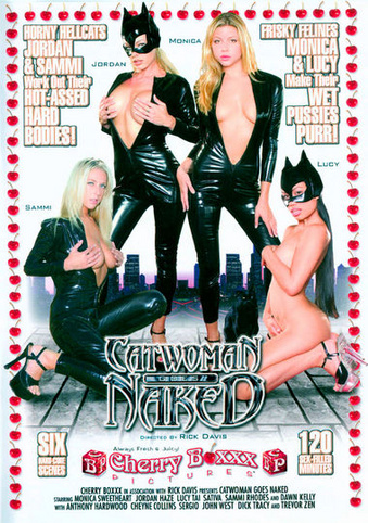 Catwoman Goes Naked
