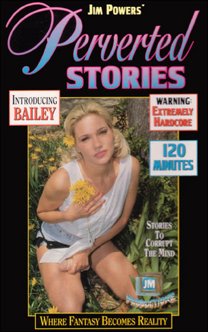 Perverted Stories 1: Where Fantasy Becomes Reality