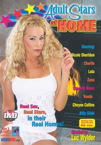 Adult Stars At Home