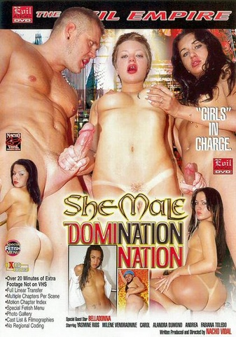 She-Male Domination Nation