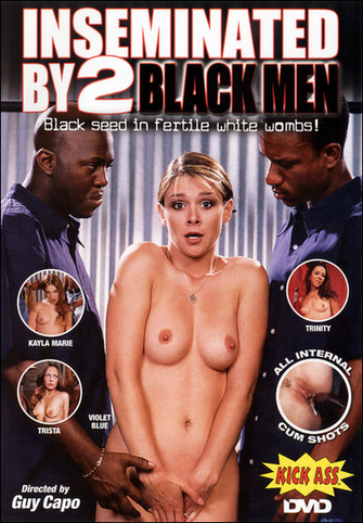 Inseminated By 2 Black Men