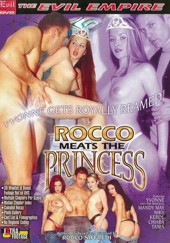 Rocco Meats The Princess