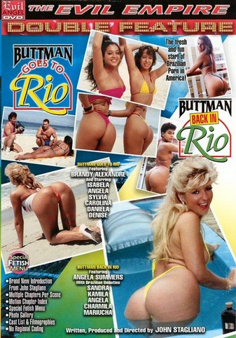 Buttman Goes To Rio
