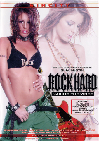 Rock Hard Making The Video