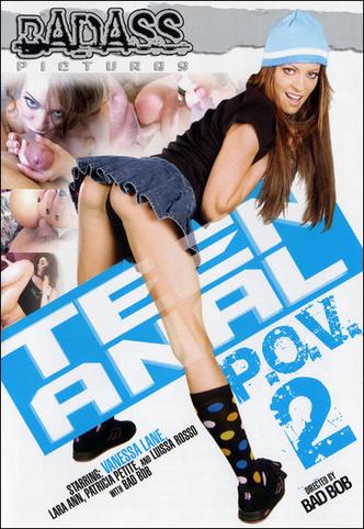 Teen Anal POV 2