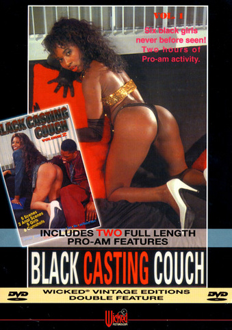 Black Casting Couch