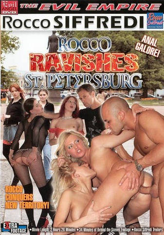 Rocco Ravishes St. Petersburg