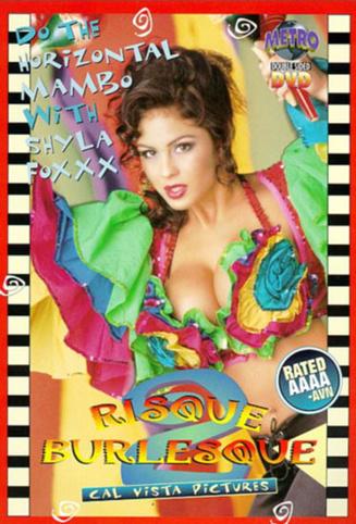 Risque Burlesque 2