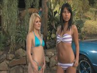 Bree's Beach Party Scene 3