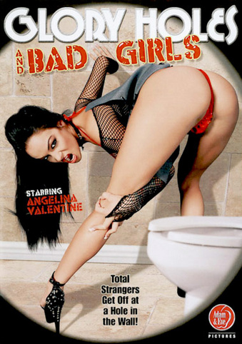 Glory Holes And Bad Girls from Adam & Eve front cover