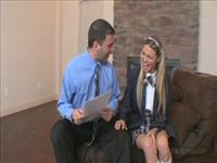 Naughty College School Girls 51 Scene 3