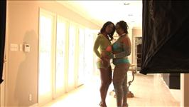 Girls Greasin' Girls Scene 6