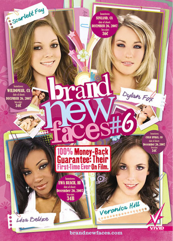 Brand New Faces 6