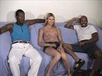Black Cocks White Sluts 5 Scene 1