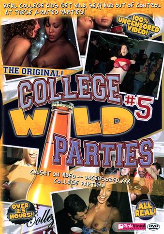 College Wild Parties 5