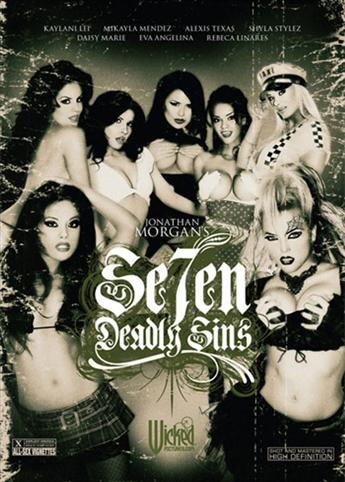 Seven Deadly Sins from Wicked front cover
