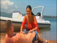 Christina's Island Vacation Scene 2