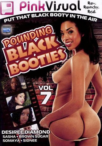 Pounding Black Booties 7