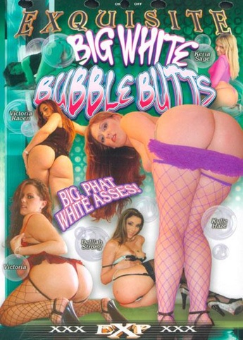 Big White Bubble Butts