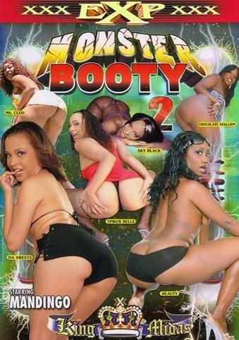 Booty xxx Monster
