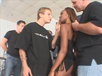Gangland White Boy Stomp 14 Scene 1