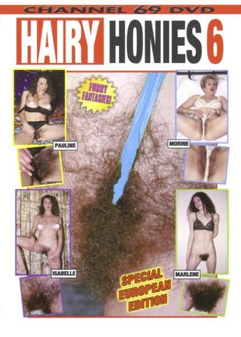 Hairy honies 6 morine aka fds - 3 7