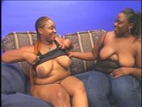 Lesbian Chunky Chicks 3 Scene 2