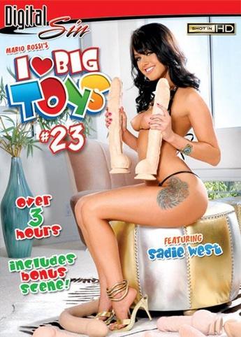 I Love Big Toys 23