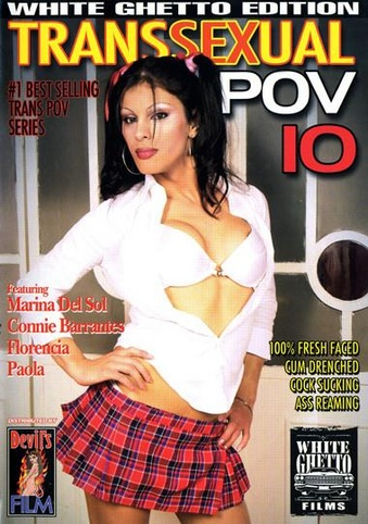 Transsexual POV 10 from White Ghetto front cover