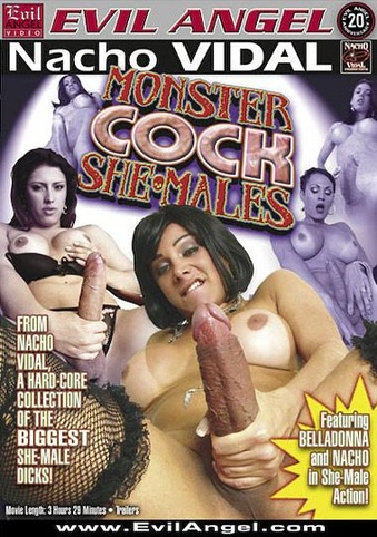 Monster Cock She- Males