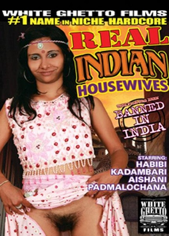 Real Indian Housewives from White Ghetto back cover