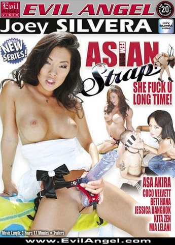 Asian Strap She Fuck U Long Time