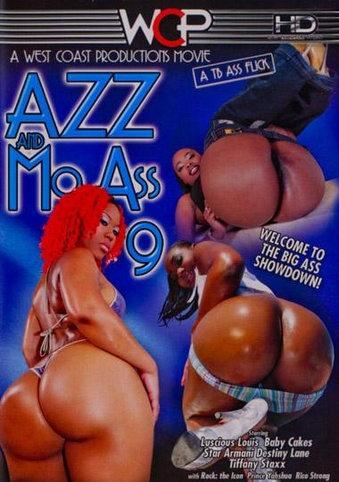 Azz And Mo Ass 9
