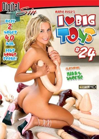 I Love Big Toys 24