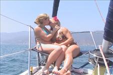 Lesbian Sex In Unusual Places Scene 4