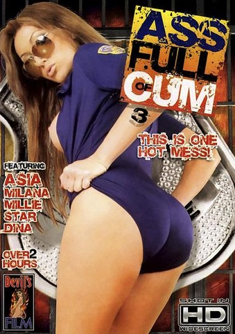 Ass Full Of Cum 3