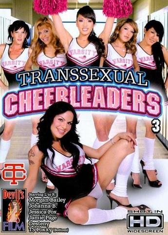 Transsexual Cheerleaders 3