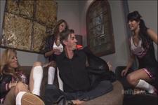 Transsexual Cheerleaders 3 Scene 4
