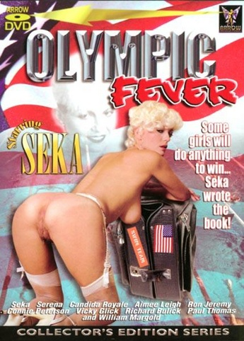 Olympic Fever from Arrow  front cover
