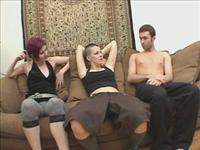 Friends Don't Let Friends Fuck Alone Scene 1