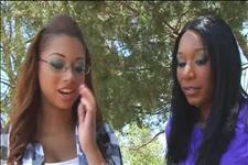 Black Lesbian Hunters Scene 2