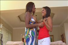 Black Lesbian Hunters Scene 4