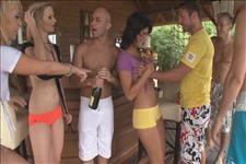 Rocco's Bitch Party Scene 1