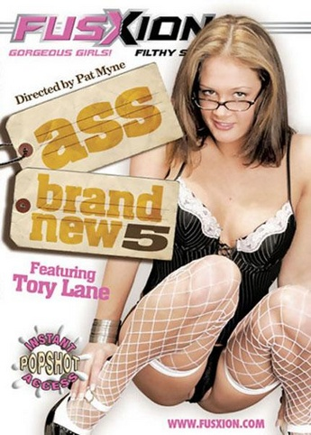 Ass Brand New 5 from Metro front cover