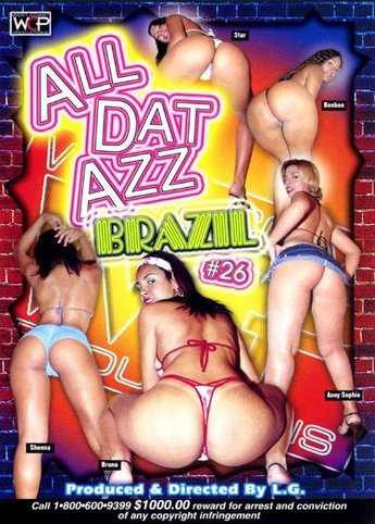 All Dat Azz 26