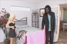 My Big Black Stepdad Scene 1