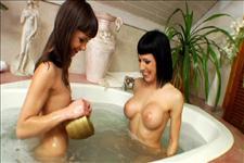 Lil' Gaping Lesbians 2 Scene 1