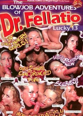 The Blowjob Adventures Of Dr Fellatio 13