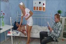 6 Nurses Take It Up The Ass Scene 5