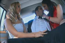 Cum In My Limousine Scene 2